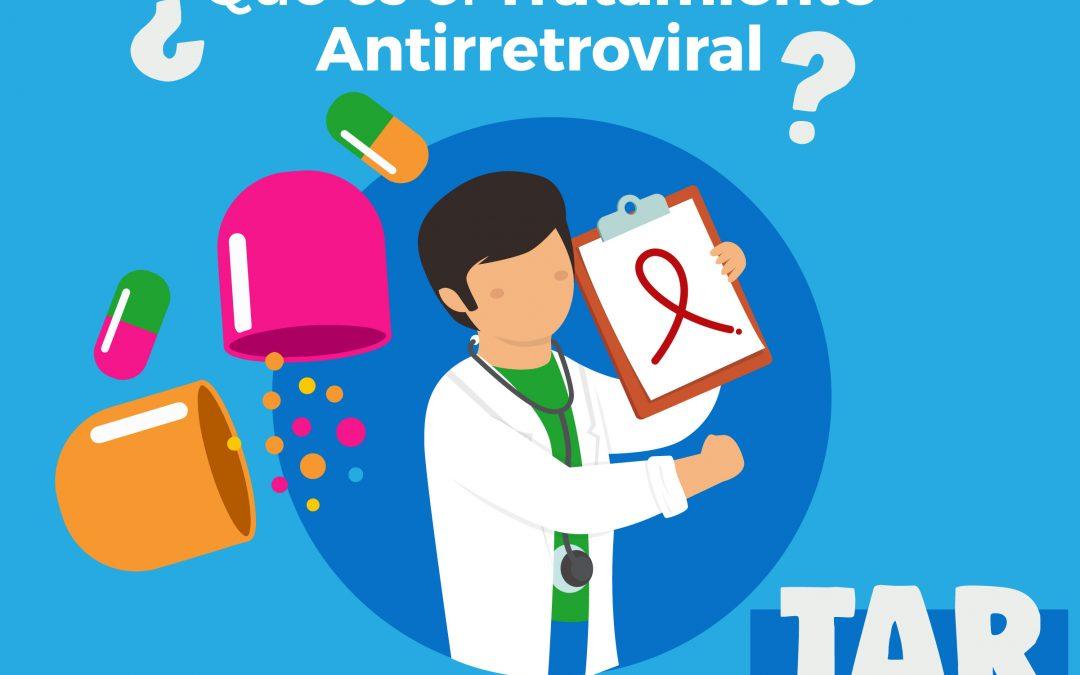 Tratamiento antirretroviral (TAR)