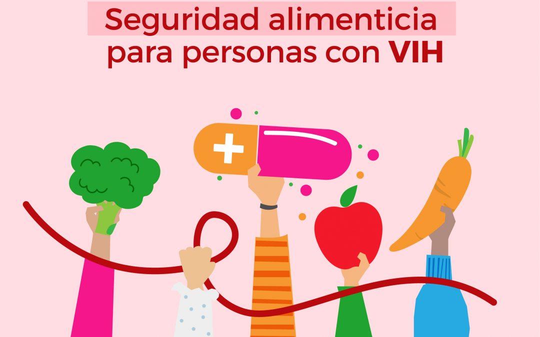 Seguridad alimenticia para personas con VIH
