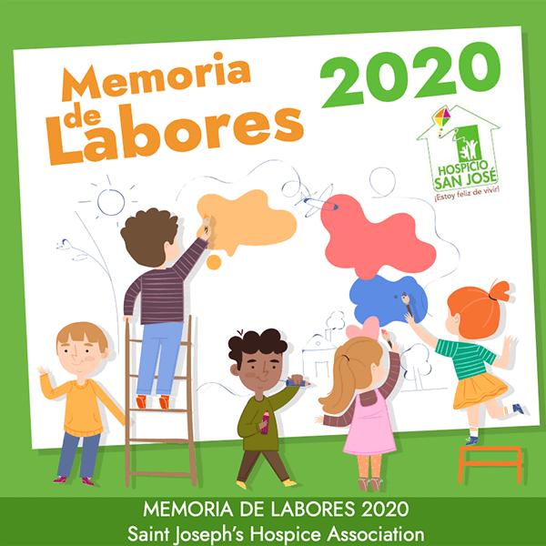 Memoria de labores 2020